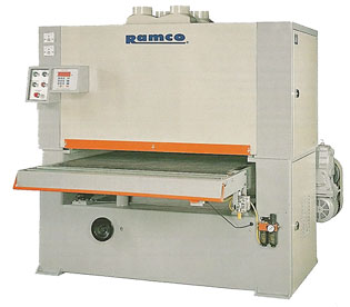 ramcomachine home ramcosanders Gang Belt Sander at bayanpartner.co